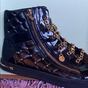 Michael Kors hightop sneakers!